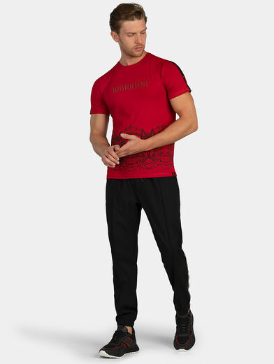 Red T-shirt - 6