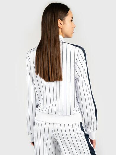 HALA Striped sweatshirt  - 2