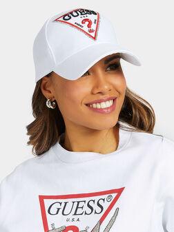ISRA Black baseball cap - 1