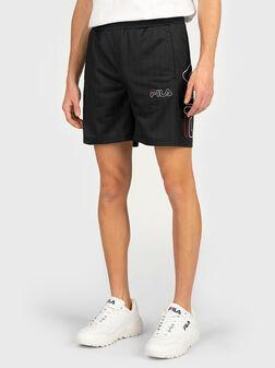 Панталон с лого принт JANI - 1