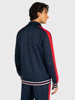 HANK Sweatshirt in blue - 3