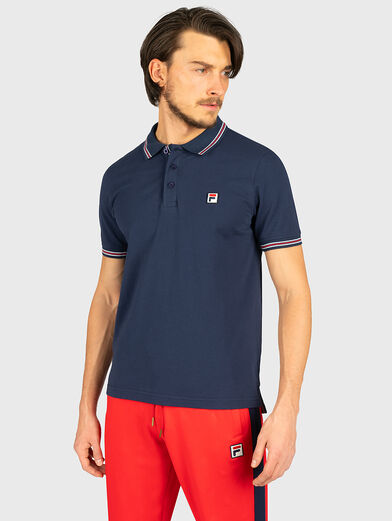 MATCHO Polo-shirt in black - 1
