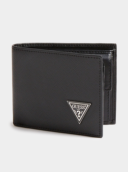 Wallet with logo - 1