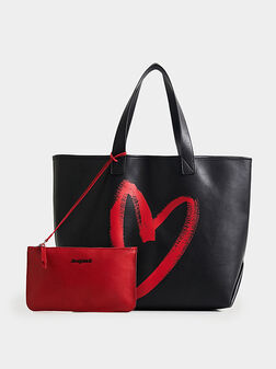 2 in 1 reversible shopping bag - 1