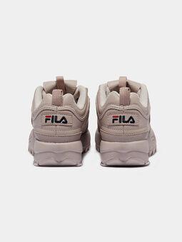 DISTRUPTOR Soft pink sneakers - 3