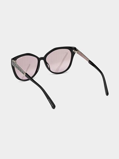 Sunglasses in black color - 3