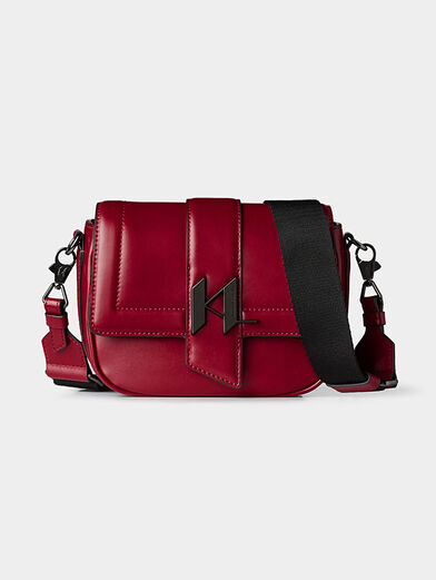 K/Saddle Black crossbody bag - 1