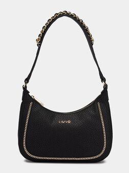 Чанта със златисти верижки - 1