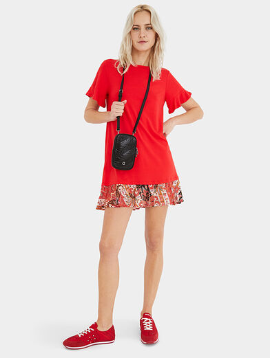 KALI Dress in red color - 4