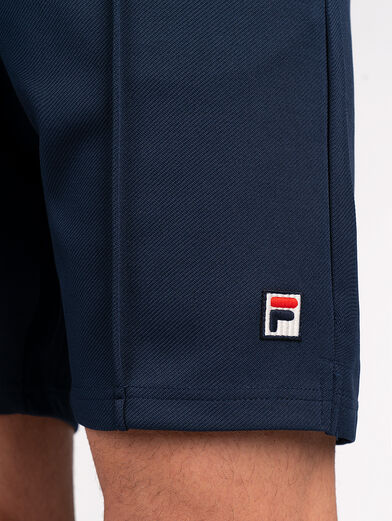 HYWEL Shorts in blue - 2