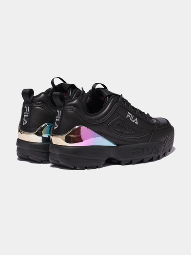 DISRUPTOR Leather sneakers with contrasting insert - 2
