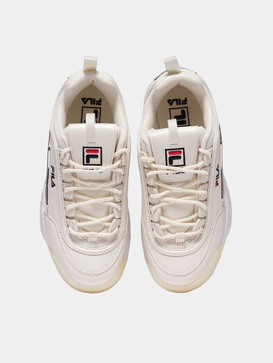 DISRUPTOR Sneakers in ecru - 6