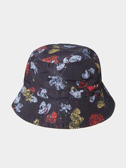 Printed hat - 1