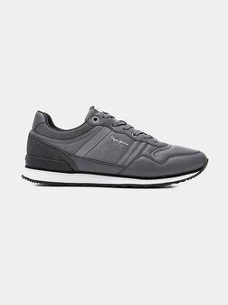 Сиви спортни обувки CROSS 4 CLASSIC - 1