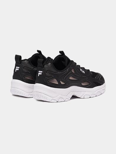 ELETTO Black sneakers - 2