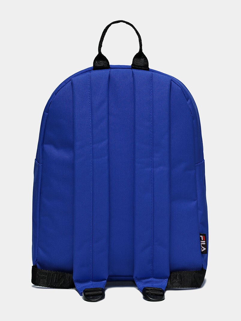 Unisex black backpack - 3