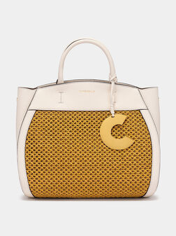 Кожена чанта CONCRETE PAGLIA - 1