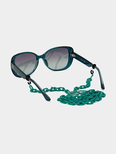 Green sunglasses - 3