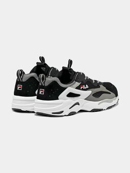 RAY TRACER Black sneakers - 3