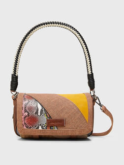 PERSEO Bag with contrasting details - 1