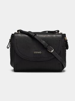 Black crossbody bag - 1