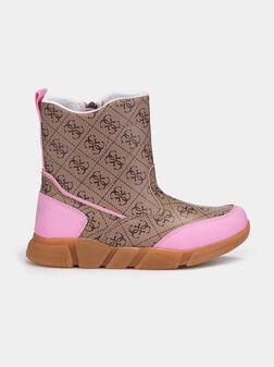 SARA boots - 1