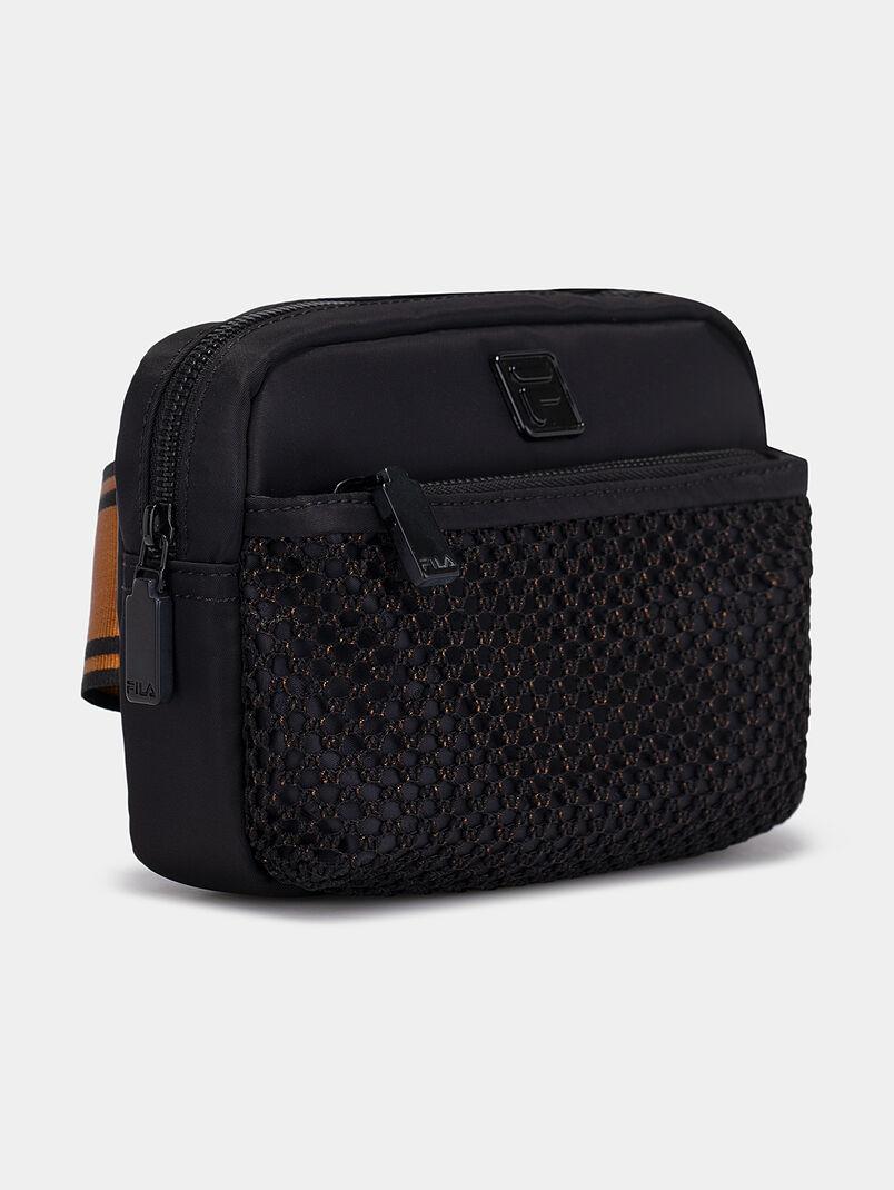 Belt bag with mesh detail - 3