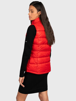 SITA Vest in red - 4