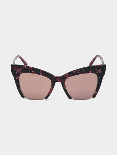 Sunglasses with floral details - 6