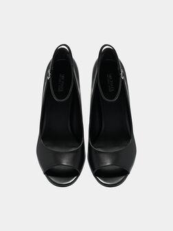 DANIELLE Stilleto shoes with open toe - 1