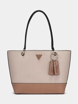 Чанта NOELLE с лого детайл - 1