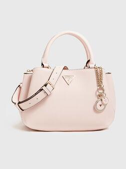 Чанта AMBROSE в розов цвят - 1