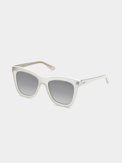 White sunglasses - 1