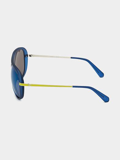 Blue sunglasses  - 2