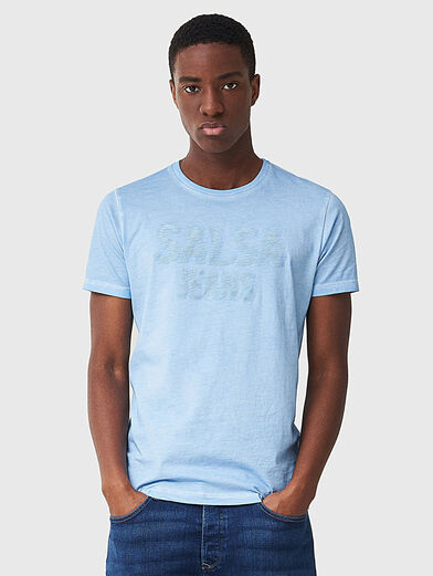 T-shirt with logo - 1