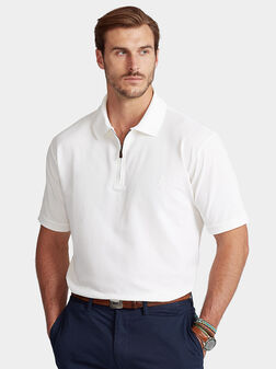 Polo-shirt with zip - 1