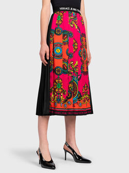Pleated skirt - 1