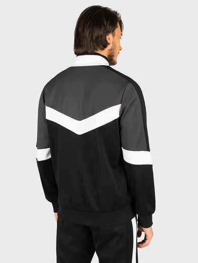 BATSON Sweatshirt with contrasting inserts - 3
