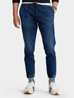 Slim tapered fit jogger jeans - 1