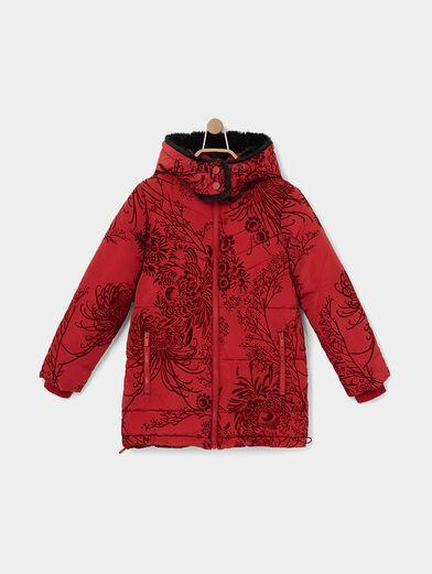 Padded MOSELLE jacket - 1