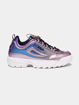 DISRUPTOR Sneakers with hologram effect - 1