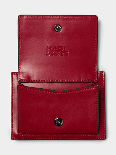 K/Saddle Classic Wallet  - 4