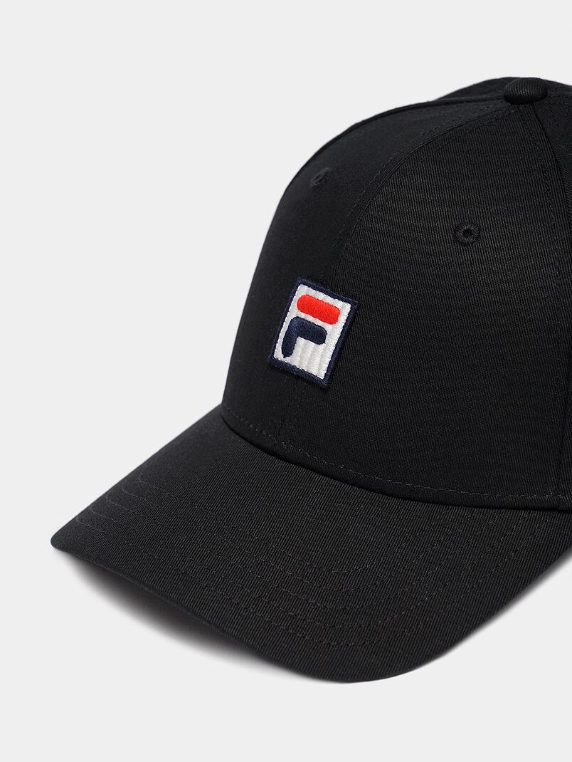 Baseball cap with logo detail - 3