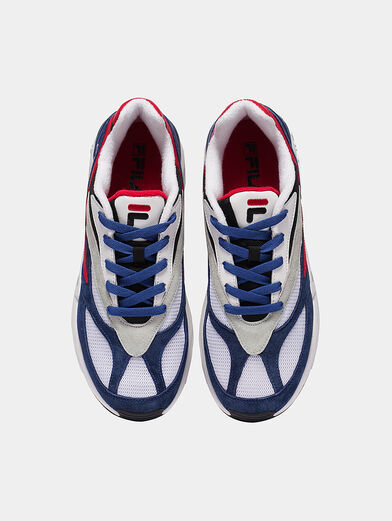 V94M Sneakers with colored details - 6