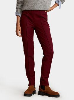 Slim pants - 1