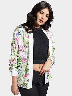 Kimono jacket BLANCA - 1
