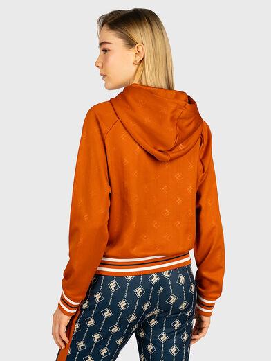 HELEN Sweatshirt in brown - 3