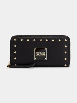 Black wallet - 1