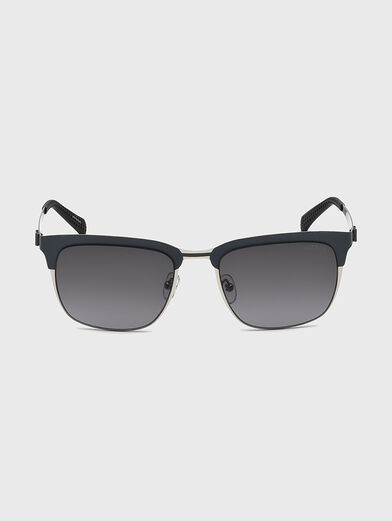 Sunglasses with accent frames - 6