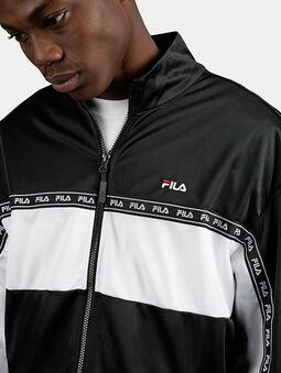 HACHIRO Track jacket in black - 5